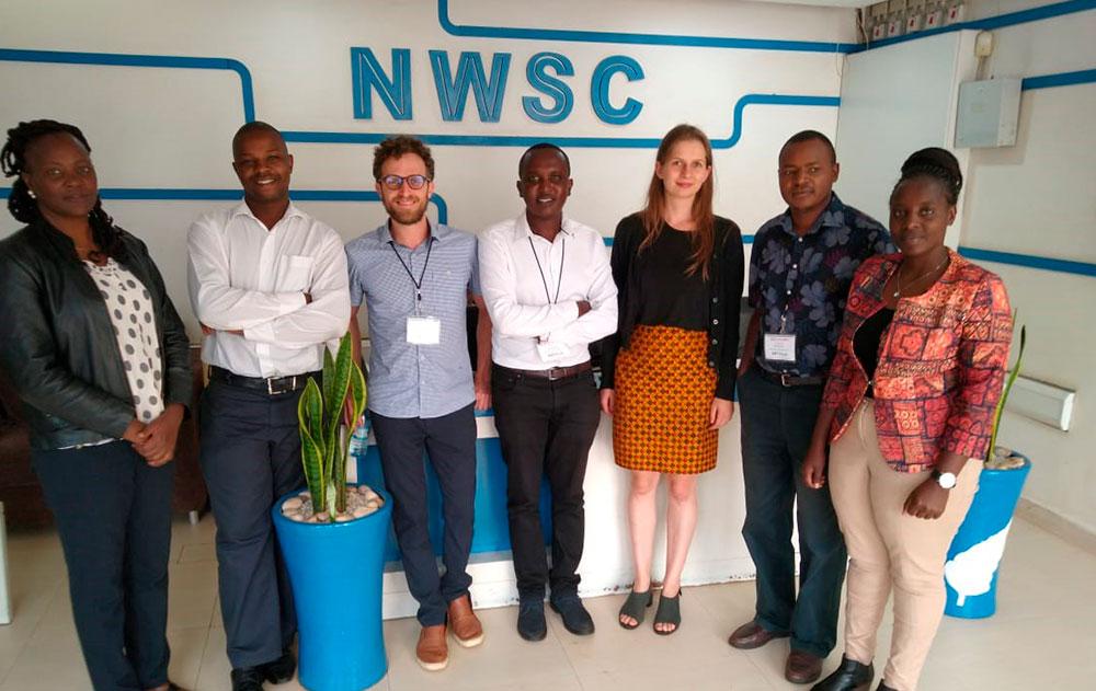 Aceleración de negocios sociales del este africano