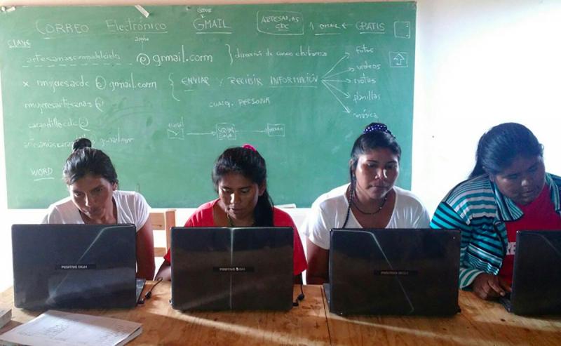 Proyecto que busca conectar a mujeres del Chaco, Nanum tiene participación de World-Transforming Technologies en innovación