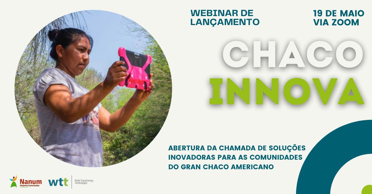 "Pré – Lançamento ""Chaco Innova"""
